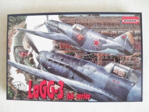 RODEN 1/72 039 LaGG-3 66 SERIES