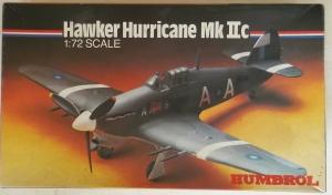 HUMBROL 1/72 72002 HAWKER HURRICANE Mk.IIc