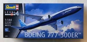 REVELL 1/144 04945 BOEING 777-300ER