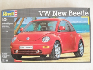 REVELL 1/24 7335 VW NEW BEETLE