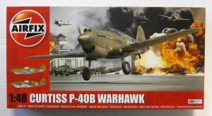 AIRFIX 1/48 05130 CURTISS P-40B WARHAWK