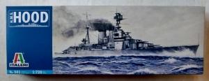 ITALERI 1/720 501 HMS HOOD