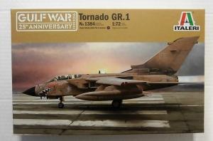 ITALERI 1/72 1384 TORNADO GR.1 GULF WAR 25th ANNIVERSARY