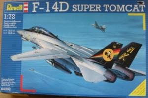 REVELL 1/72 04392 F-14D SUPER TOMCAT