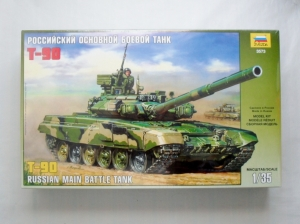 ZVEZDA 1/35 3573 T-90 RUSSIAN MBT