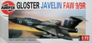 AIRFIX 1/72 04045 GLOSTER JAVELIN FAW 9/9R