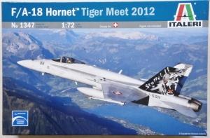 ITALERI 1/72 1347 F/A-18 HORNET TIGER MEET 2012