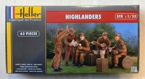 HELLER 1/35 81221 HIGHLANDERS