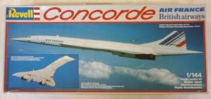 REVELL 1/144 4739 CONCORDE BRITISH AIRWAYS