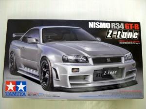 TAMIYA 1/24 24282 NISMO R34 GT-R Z-TUNE