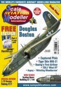 SCALE AVIATION MODELLER  SCALE AVIATION MODELLER VOLUME 13 ISSUE 02