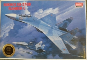 ACADEMY 1/48 2140 SUKHOI Su-27UB FLANKER C