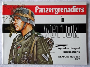 SQUADRON/SIGNAL COMBAT TROOPS  3005. PANZER GRENADIERS