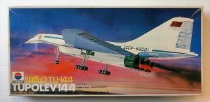 NITTO  173 TUPOLEV Tu-144 1/132