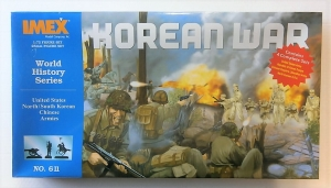 IMEX 1/72 611 KOREAN WAR SET