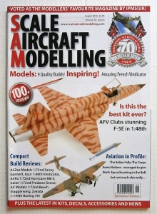 SCALE AIRCRAFT MODELLING  SAM VOLUME 32 ISSUE 06