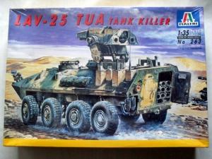 ITALERI 1/35 263 LAV- 25 TUA