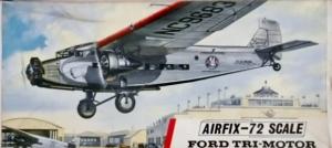 AIRFIX 1/72 489 FORD TRI-MOTOR
