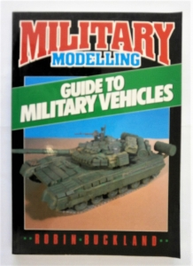 CHEAP BOOKS  ZB646 MILITARY MODELLING GUIDE TO MILITARY VEHICLES