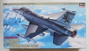 HASEGAWA 1/48 V3 F-16C FIGHTING FALCON