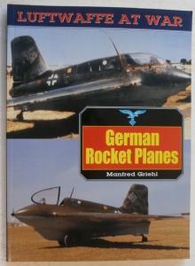 CHEAP BOOKS  ZB550 LUFTWAFFE AT WAR 14 GERMAN ROCKET PLANES