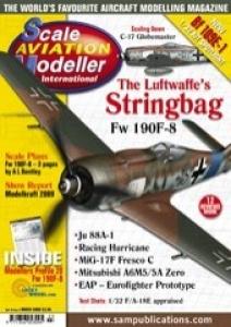SCALE AVIATION MODELLER  SCALE AVIATION MODELLER VOLUME 15 ISSUE 03