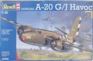 REVELL 1/48 04598 DOUGLAS A-20 G/J HAVOC