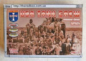 ORION 1/72 72049 USA TANK CREW SUMMER DRESS WW2
