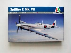 ITALERI 1/72 1318 SPITFIRE F. Mk.VII