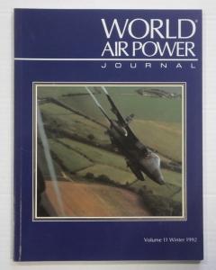 CHEAP BOOKS  ZB755 WORLD AIR POWER JOURNAL VOL 11 1992