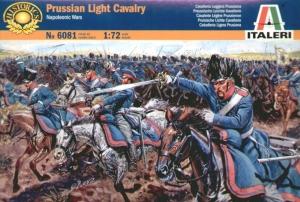 ITALERI 1/72 6081 NAPOLEONIC PRUSSIAN LIGHT CAVALRY