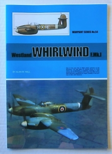 WARPAINT  054. WESTLAND WHIRLWIND FIGHTER