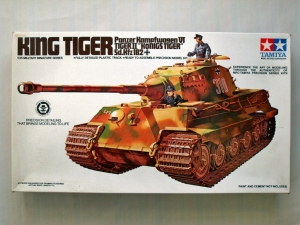 TAMIYA 1/35 35057 KING TIGER