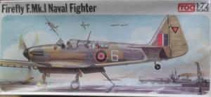 FROG 1/72 F294 FAIREY FIREFLY F.Mk.I