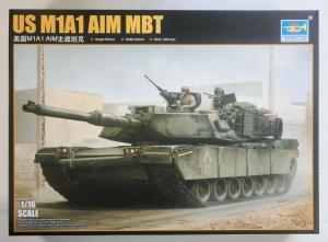 TRUMPETER 1/16 00926 US M1A1 AIM MBT