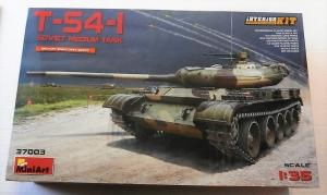 MINIART 1/35 37003 T-54-I