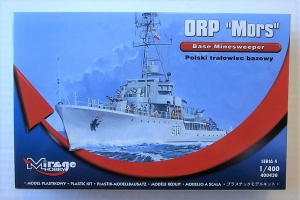 MIRAGE 1/400 400430 ORP MORS POLISH MINESWEEPER
