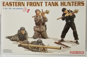 DRAGON 1/35 6279 EASTERN FRONT TANK HUNTERS