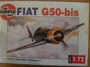 AIRFIX 1/72 01046 FIAT G.50-bis