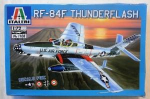 ITALERI 1/72 1108 RF-84F THUNDERFLASH
