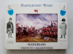 CALL TO ARMS 1/32 21 FRENCH CARABINIERS