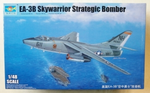 TRUMPETER 1/48 02871 EA-3B SKYWARRIOR STRATEGIC BOMBER