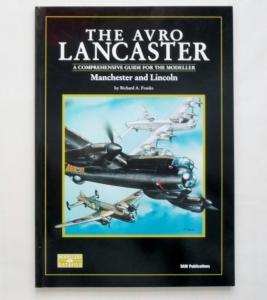 SAM MODELLERS DATAFILES  04. AVRO LANCASTER MANCHESTER   LINCOLN