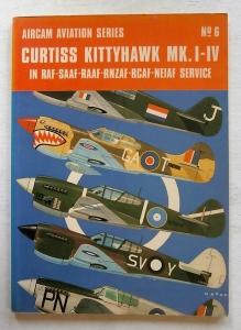 AIRCAMS  06. CURTISS KITTYHAWK Mk.I-IV