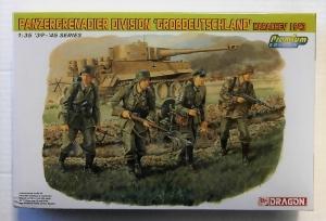 DRAGON 1/35 6304 PANZERGRENADIER DIVISION GROSSDEUTSCHLAND KARACHEV 1943