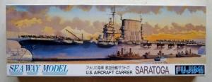 FUJIMI 1/700 44117 USS SARATOGA