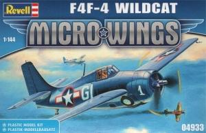 REVELL 1/144 04933 F4F-4 WILDCAT