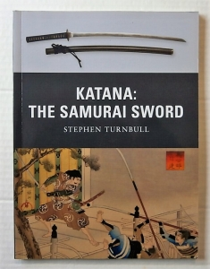 OSPREY WEAPON  05. KATANA THE SAMURAI SWORD