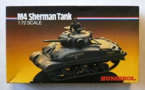 HUMBROL 1/72 72203 M4 SHERMAN TANK