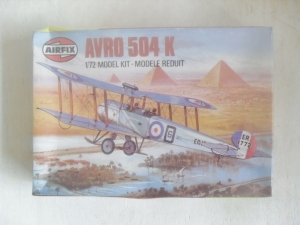 AIRFIX 1/72 61048 AVRO 504K